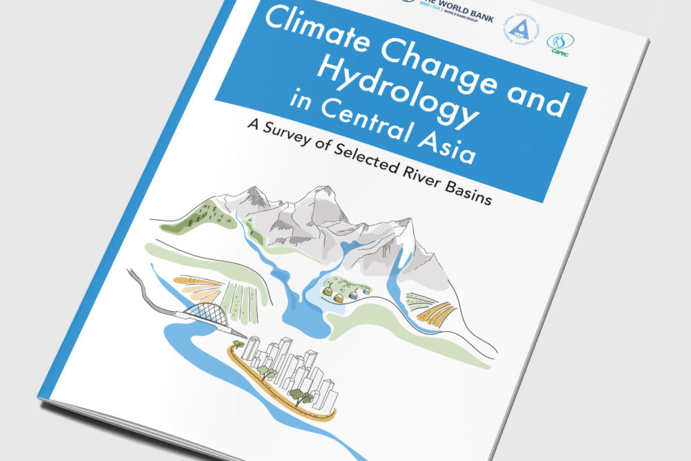 Climate Change and Hydrology in Central Asia: A Survey of Selected River Basins