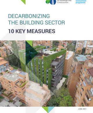 Decarbonizing the building sector