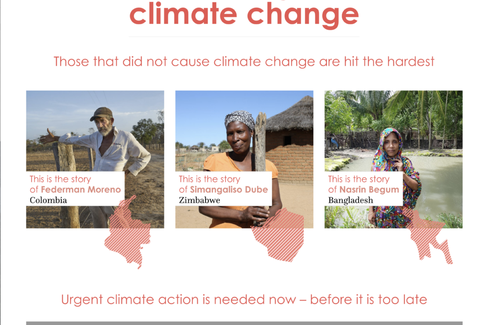 Facing Climate Change: website and videos