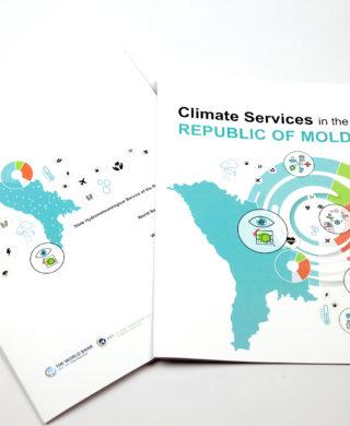 Climate Services in the Republic of Moldova
