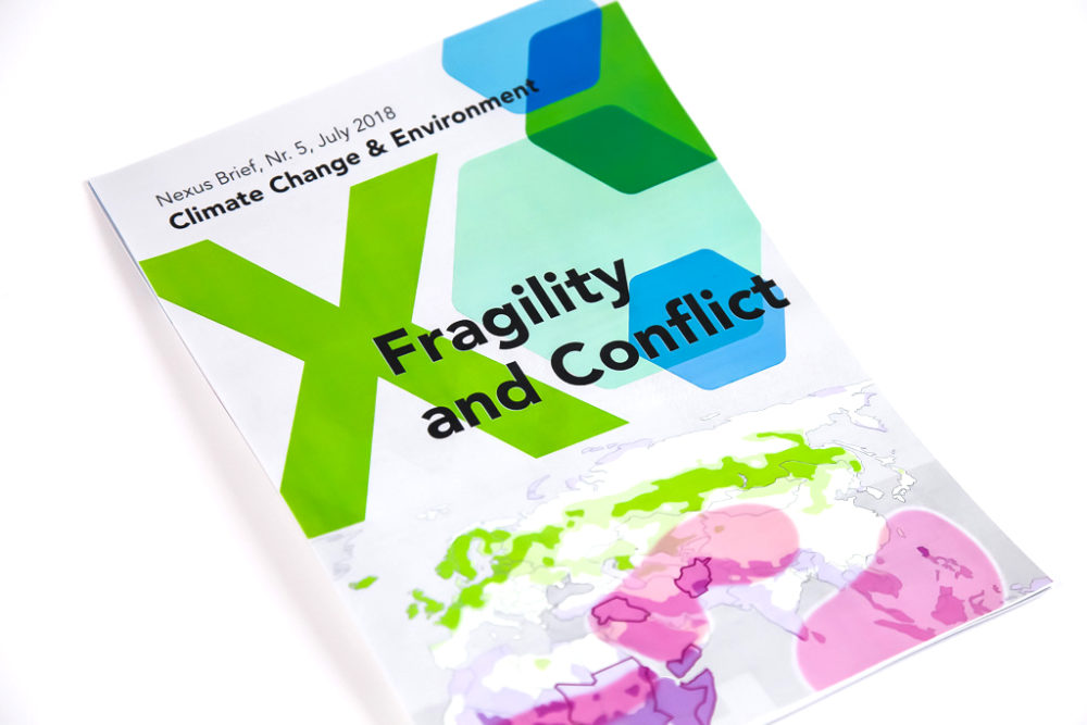 Nexus Brief: Climate Change & Environment x Fragility and Conflict