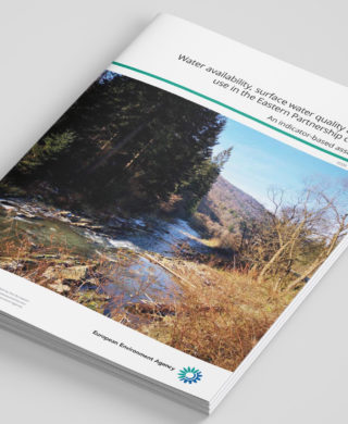 Water resources, surface water quality and water consumption in the Eastern Partnership countries