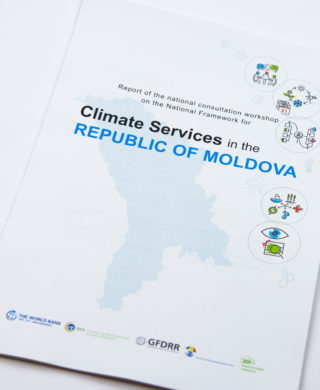 Climate Services in the Republic of Moldova