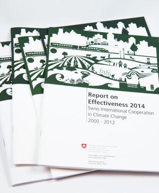 Report on Effectiveness 2014: Swiss International Cooperation in Climate Change 2000 – 2012