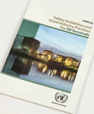 Safety Guidelines and Good Industry Practices for Oil Terminals