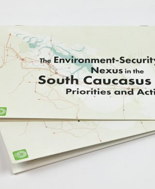 The Environment-Security Nexus in the South Caucasus: Priorities and Action