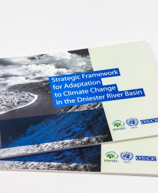 Strategic Framework for Adaptation to Climate Change in the Dniester River Basin