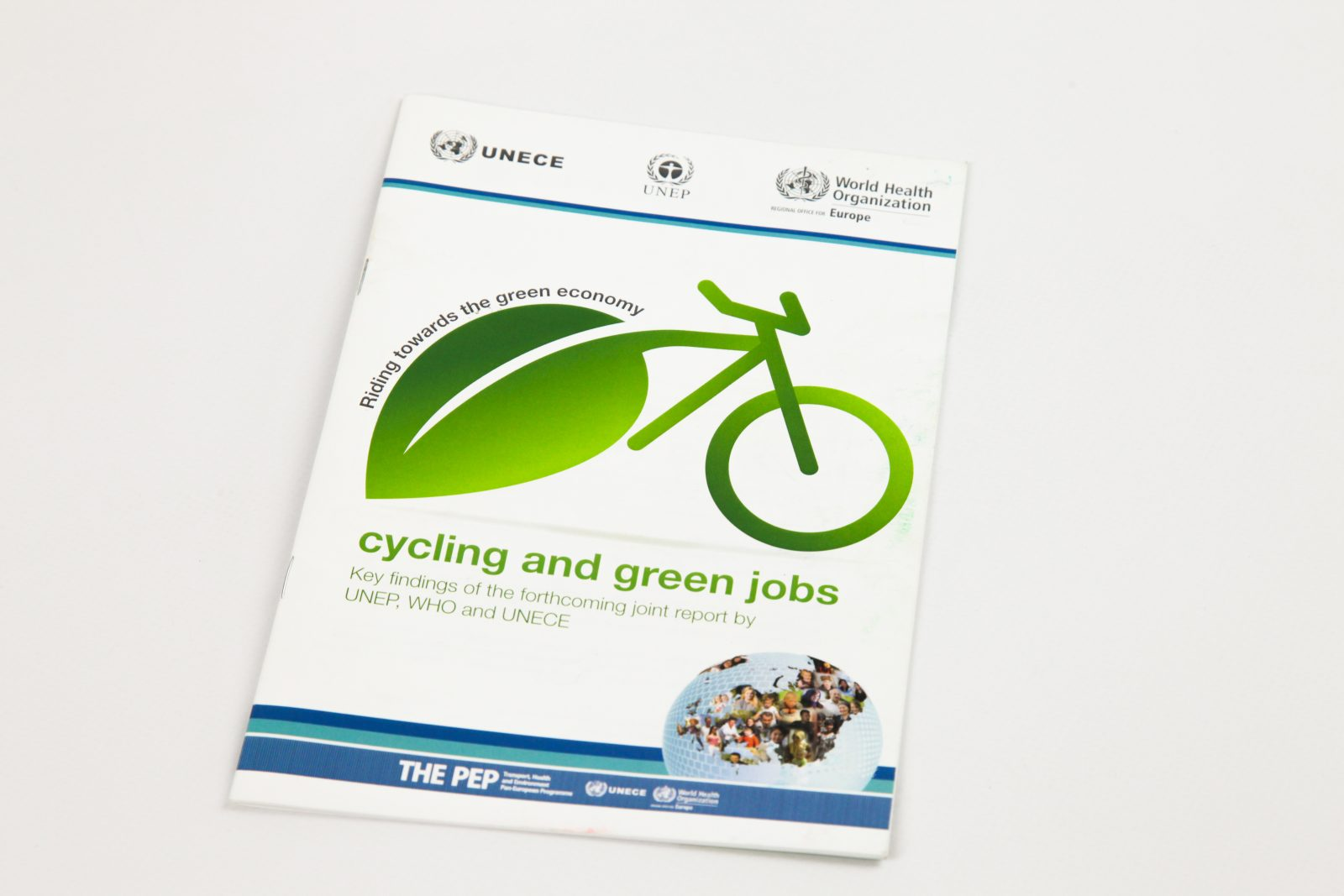 Cycling And Green Jobs Key Findings Of The Forthcoming Joint Report