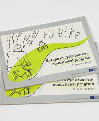 EUBike Project Handbook and Maps