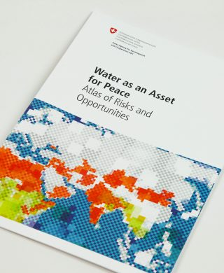 Water as an Asset for Peace: Atlas of Risks and Opportunities