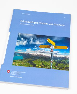 Climate-related Risks and Opportunities for Switzerland