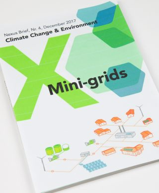 Nexus Brief: Climate Change & Environment x Mini-Grids
