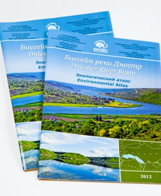Dniester river basin – Environmental Atlas
