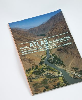 Visual Atlas of Cooperation – Afghanistan and Tajikistan Environment and Hydrology in the Upper Amu Darya Basin