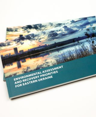 Environmental Assessment and Recovery Priorities for Eastern Ukraine