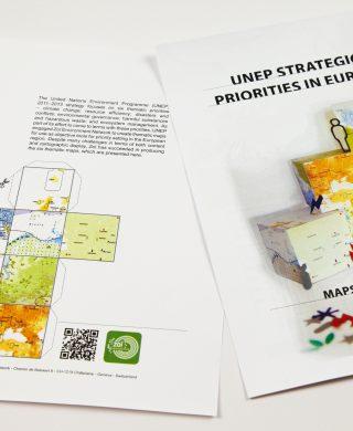 UNEP Strategic Priorities in Europe