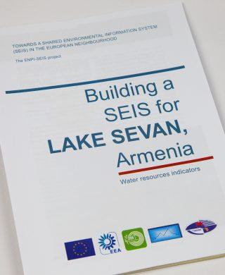 Building a SEIS for Lake Sevan, Armenia – Water resources indicators