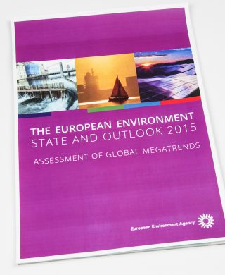 The European environment – state and outlook 2015: Assessment of global megatrends