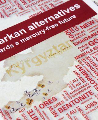 Khaidarkan alternatives – Towards a mercury-free future