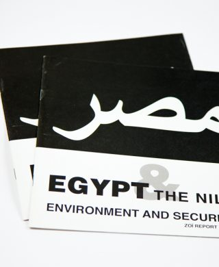 Egypt and the Nile – Environment and Security