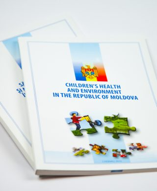 Children health and environment in the Republic of Moldova