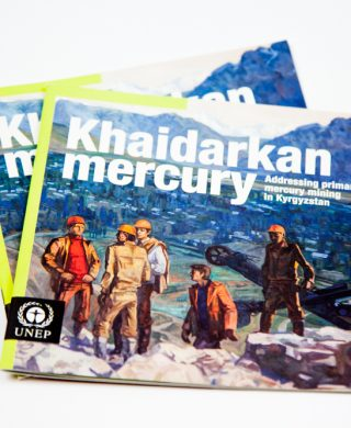 Khaidarkan Mercury – Addressing primary mercury mining in Kyrgyzstan