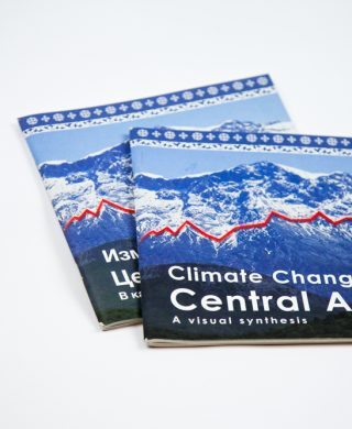 Climate Change in Central Asia