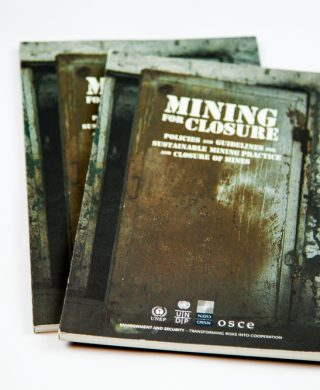 Mining for Closure: Policies, practises and guidelines for sustainable mining and closure of mines