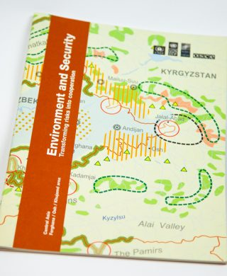 Environment and Security – Transforming risks into cooperation: The case of Central Asia