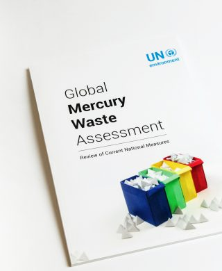 Global Mercury Waste Assessment