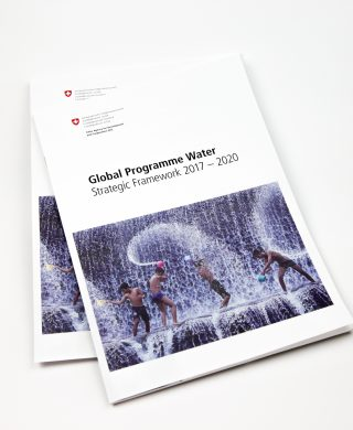 Global Programme Water – Strategic Framework 2017 – 2020