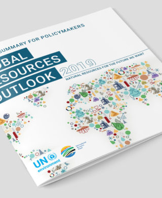 Global Resources Outlook 2019 – Summary for Policymakers