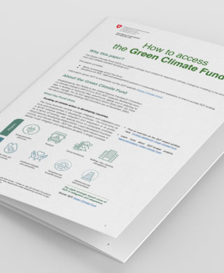 How to access the Green Climate Fund